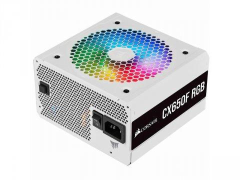 Corsair CP-9020226-JP CX650F RGB WHT