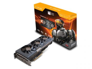 SAPPHIRE R9 FURY 4G HBM TRI-X VD5787 01 PCパーツ グラフィック・ビデオカード PCI-EXPRESS