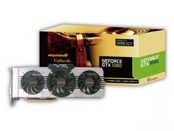 Manli M-NGTX1080 Gallardo 01 PCパーツ グラフィック・ビデオカード PCI-EXPRESS
