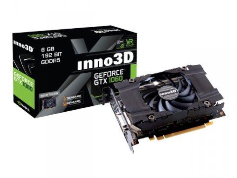 Inno3D N1060-2DDN-N5GN 代理店版 01 PCパーツ グラフィック・ビデオカード PCI-EXPRESS