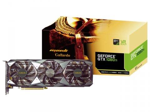 Manli M-NGTX1080TIG/5RIHPPP 01 PCパーツ グラフィック・ビデオカード PCI-EXPRESS