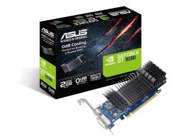 ASUS GT1030-SL-2G-BRK 01 PCパーツ グラフィック・ビデオカード PCI-EXPRESS