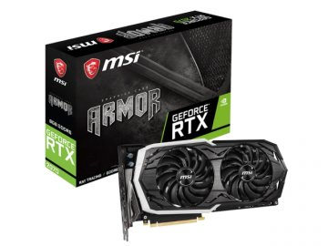 MSI GeForce RTX 2070 ARMOR 8G 01 PCパーツ グラフィック・ビデオカード PCI-EXPRESS