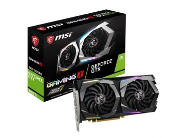 MSI GeForce GTX 1660 Ti GAMING X 6G 01 PCパーツ グラフィック・ビデオカード PCI-EXPRESS