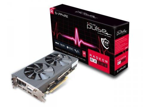 SA-RX580-8GD5PL002/11265-05-20G VD6907 01 PCパーツ グラフィック・ビデオカード PCI-EXPRESS