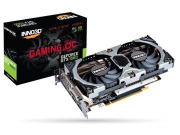 INNO3D N1060-BSDN-N6GNX 01 PCパーツ グラフィック・ビデオカード PCI-EXPRESS