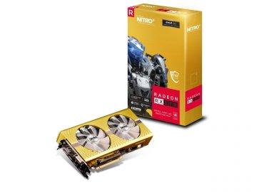 SA-RX590-8GD5N+50TH/11289-07-20G VD6953 01 PCパーツ グラフィック・ビデオカード PCI-EXPRESS