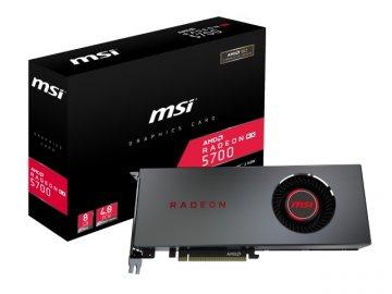 MSI Radeon RX5700 8G 01 PCパーツ グラフィック・ビデオカード PCI-EXPRESS