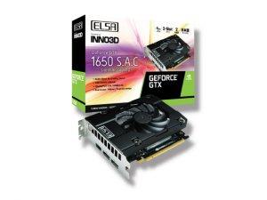 ELSA GeForce GTX 1650 S.A.C