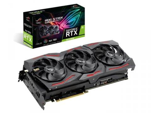 ASUS ROG-STRIX-RTX2070S-A8G-GAMING 01 PCパーツ グラフィック・ビデオカード PCI-EXPRESS