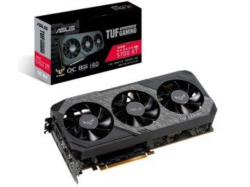 ASUS TUF 3-RX5700XT-O8G-GAMING 01 PCパーツ グラフィック・ビデオカード PCI-EXPRESS