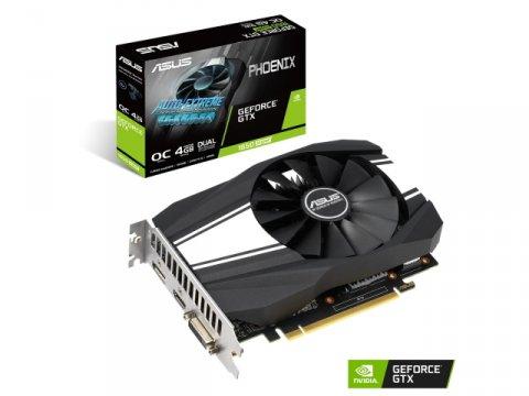 ASUS PH-GTX1650S-O4G 01 PCパーツ グラフィック・ビデオカード PCI-EXPRESS