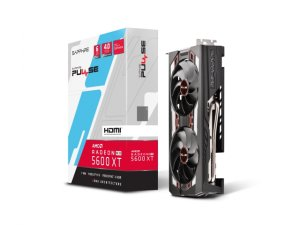 PULSE RADEON RX 5600 XT 6G GDDR6 HDMI / TRIPLE DP OC W/ BP (UEFI)
