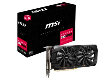 MSI RADEON RX 570 8GT OC 01 PCパーツ グラフィック・ビデオカード PCI-EXPRESS