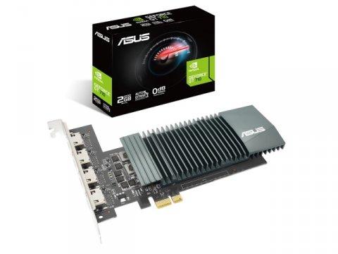 ASUS GT710-4H-SL-2GD5 01 PCパーツ グラフィック・ビデオカード PCI-EXPRESS
