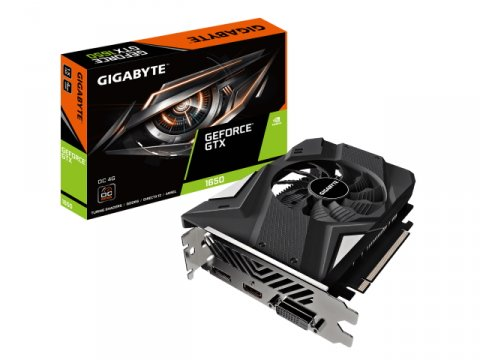 GeForce GTX 1650 D6 OC 4G (rev. 2.0)