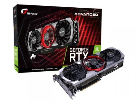 iGame GeForce RTX 3070 Advanced OC