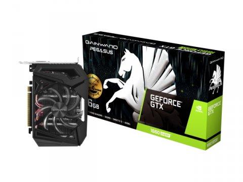 GeForceGTX 1660 SUPER Pegasus OC