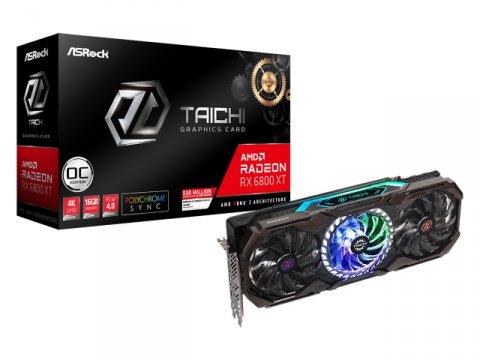 ASRock RX 6800 XT Taichi X 16G OC