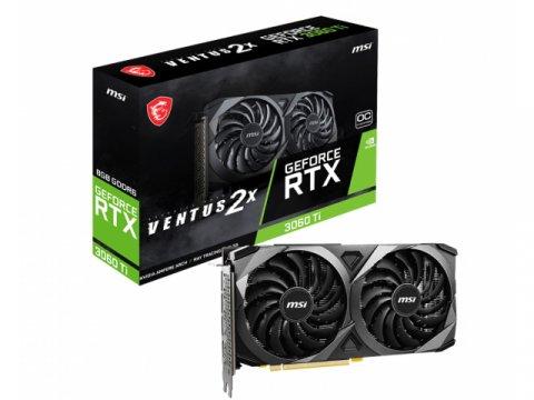 MSI GeForce RTX 3060 Ti VENTUS 2X OCV1