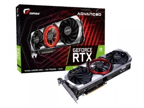 iGame RTX 3060 Advanced OC 12G