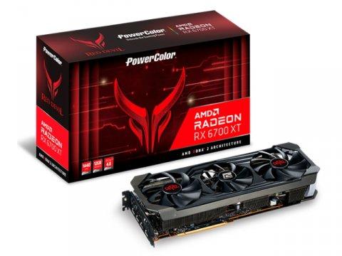 Red Devil AMD Radeon RX 6700 XT 12GB GDDR6