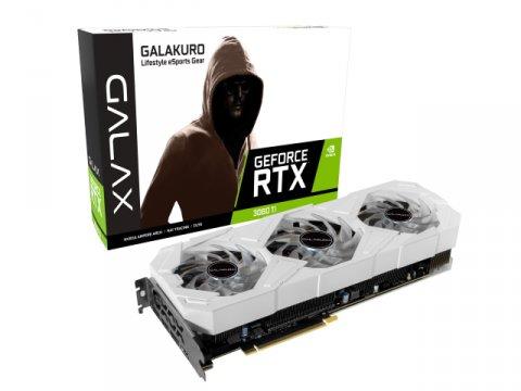 玄人志向 GK-RTX3080Ti-E12GB/WHITE