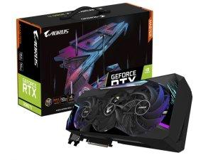 AORUS GeForce RTX 3080 Ti MASTER 12G