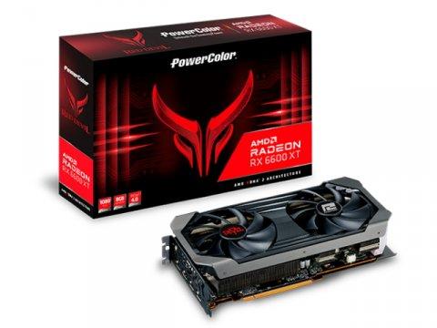 PowerColor AXRX 6600XT 8GBD6-3DHE/OC