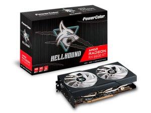 Hellhound AMD Radeon RX 6600XT 8GB GDDR6