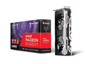NITRO+ AMD Radeon RX 6600 XT GAMING OC 8GB GDDR6