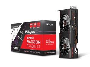 PULSE AMD Radeon RX 6600 XT GAMING OC 8GB GDDR6