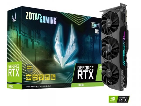 ZOTAC GAMING GeForce RTX 3090 Trinity OC