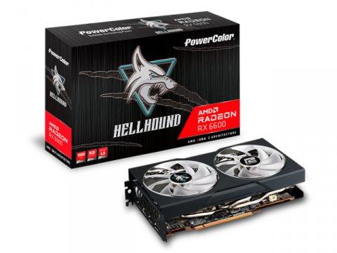 PowerColor AXRX 6600 8GBD6-3DHL