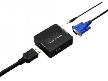 ドリキャプ DC-HDMIVGA 01 PCパーツ 周辺機器 ゲーム グラフィック・ビデオカード 映像信号コンバータ