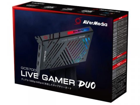 Live Gamer DUO - GC570D