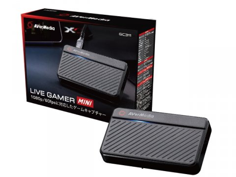 AverMedia GC311/Live Gamer MINI