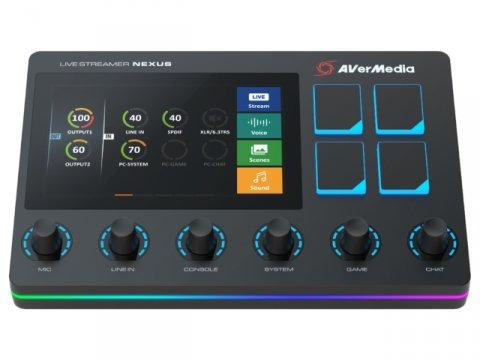 AverMedia AX310/LIVE STREAMER NEXUS