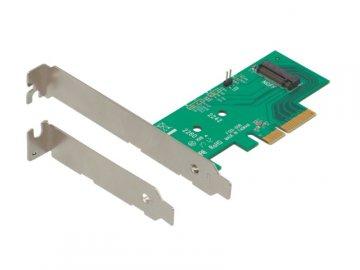 OWLTECH OWL-PCEXM2-01 01 PCパーツ 周辺機器 拡張カード 変換アダプタ