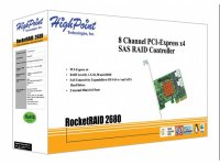 HighPoint RocketRAID 2680 SGL