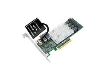 Adaptec SmartRAID3154-24i 2294700-R 01 PCパーツ 周辺機器 拡張カード RAID・RAID関連