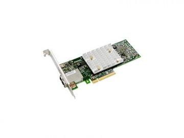 Adaptec HBA1100-8e 2293300-R 01 PCパーツ 周辺機器 拡張カード RAID・RAID関連