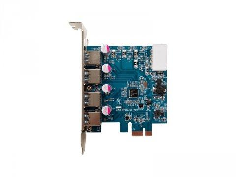 玄人志向 USB3.0RA-P4-PCIE