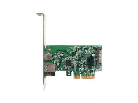 玄人志向 USB3.1AC-P2-PCIE3