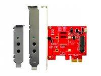玄人志向 MPCIE-PCIEX1