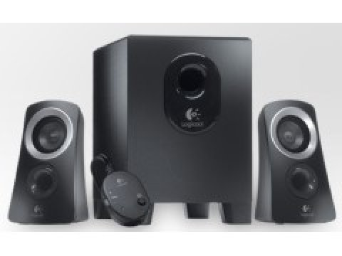 Logicool SpeakerSystem Z313