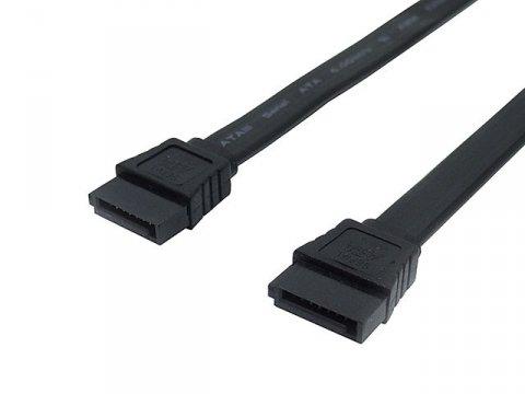 親和 SS-SAT100BK-S0 SATA3 ラッチ無 100cm