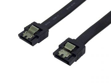 親和 SS-SAT50BK-S1 SATA3 ラッチ有 50cm 01 PCパーツ 周辺機器 ドライブ・ストレージ ケーブル・コネクタ