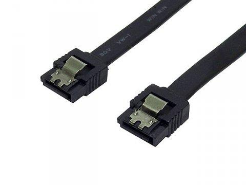 親和 SS-SAT70BK-S1 SATA3 ラッチ有 70cm