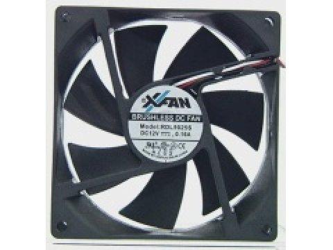 長尾 X-FAN RDM9025NMB25 BB9025BK 01 PCパーツ クーラー | FAN | 冷却関連 セカンドファン